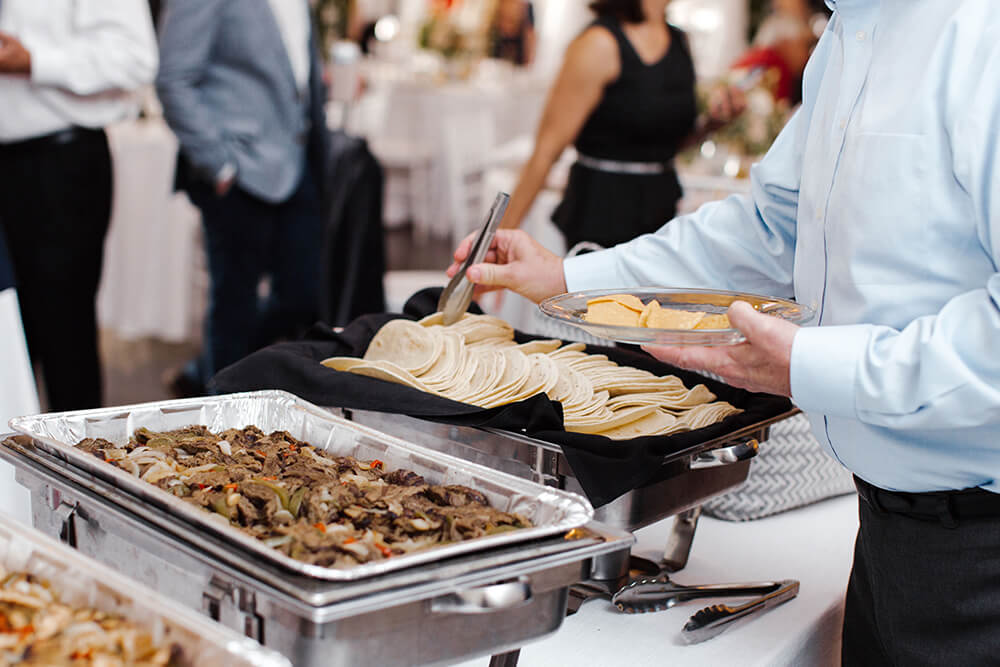 When it comes to weddings, engagements, baby showers, anniversaries, dinner parties, retirements, and corporate events, you can lean on professionals like McNellie's Group Catering, which has been making Green Country's event planning easier for 10 years. (Photo: Sarah Eliza Roberts)