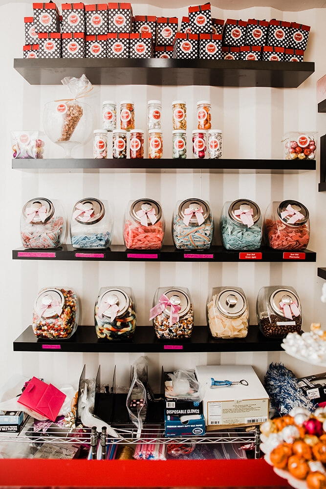 Whatever your preference, Sweet Boutique undoubtedly has it. (Photo: Sarah Eliza Roberts)