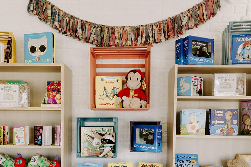 Lavender's Bleu Literacy Market