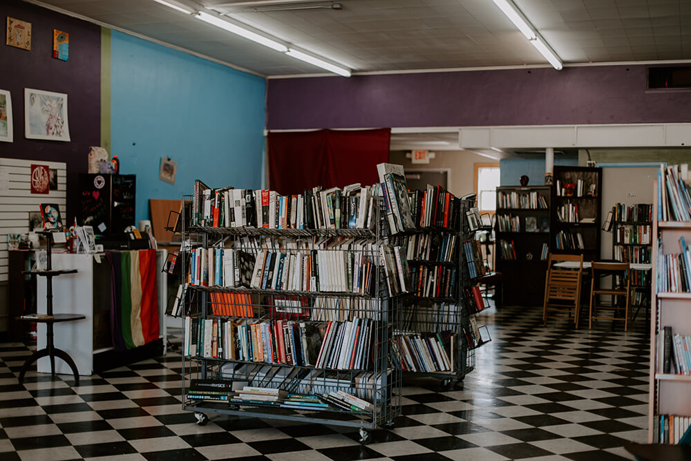 Phantasmagoria Books and Records