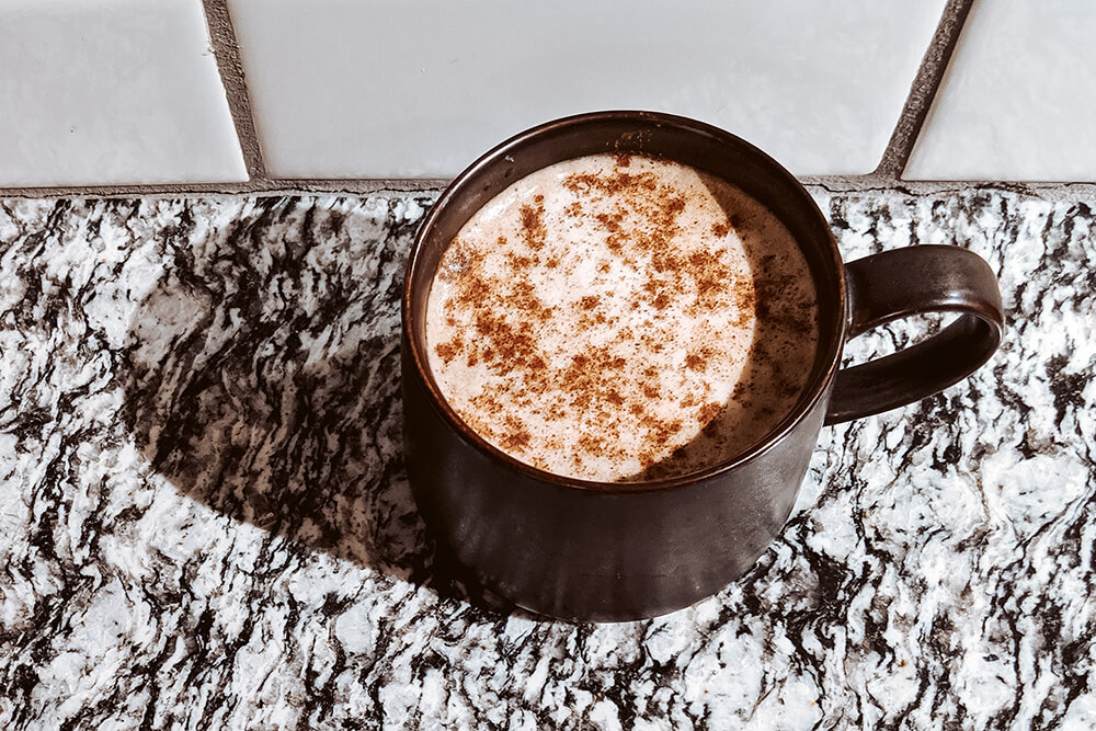 Easy At-Home Cappuccino (Photo: Sarah Herrera)