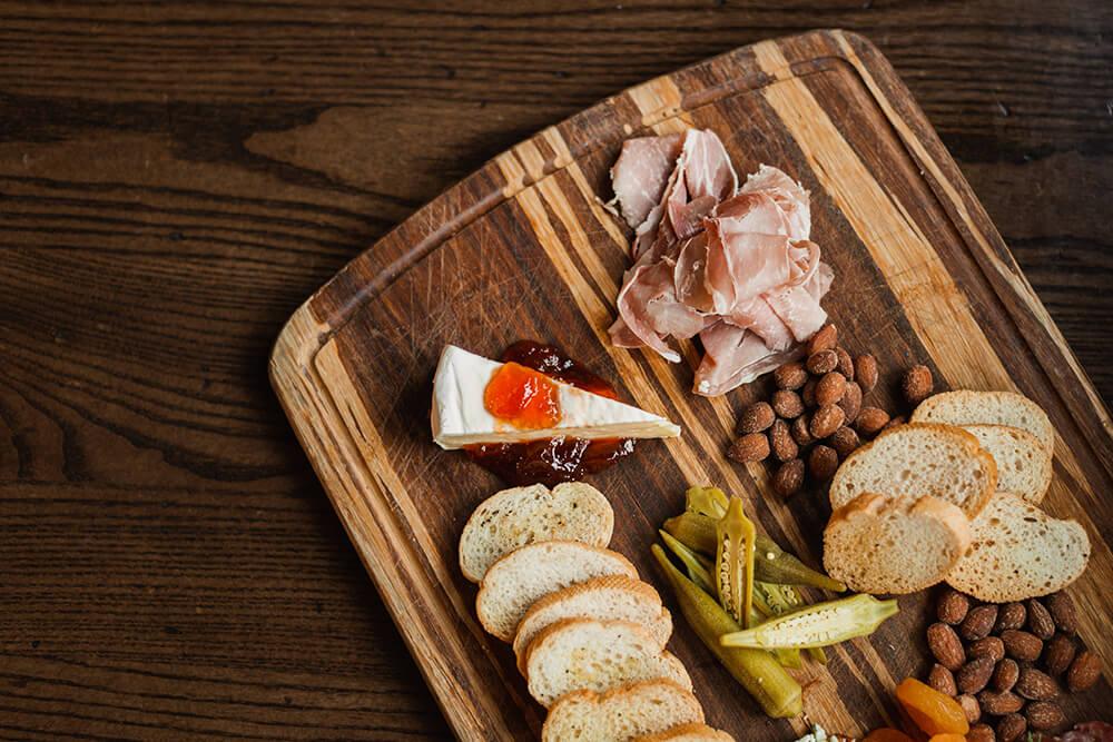 Chef's Charcuterie Board (Photo: Sarah Eliza Roberts)