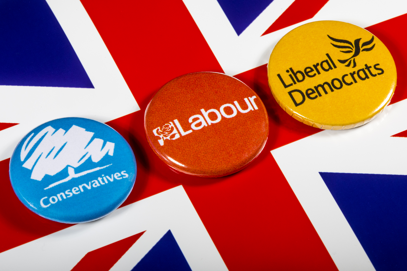 5 marketing lessons from 2017 UK election