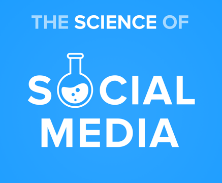 The science of social media, social media, marketing, podcast, weekly, us focuses, companies, startups, social media tools, social media tactics, education