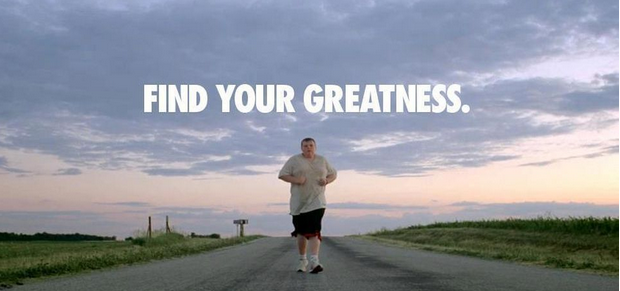 Nike's Find your Greatness Campaign, Consumer as new luxury, self-improvement, health, time