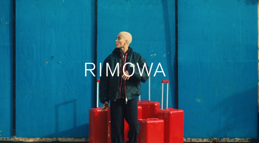 Campaign: Rimowa – Never Being Still (No one builds a legacy by standing still)