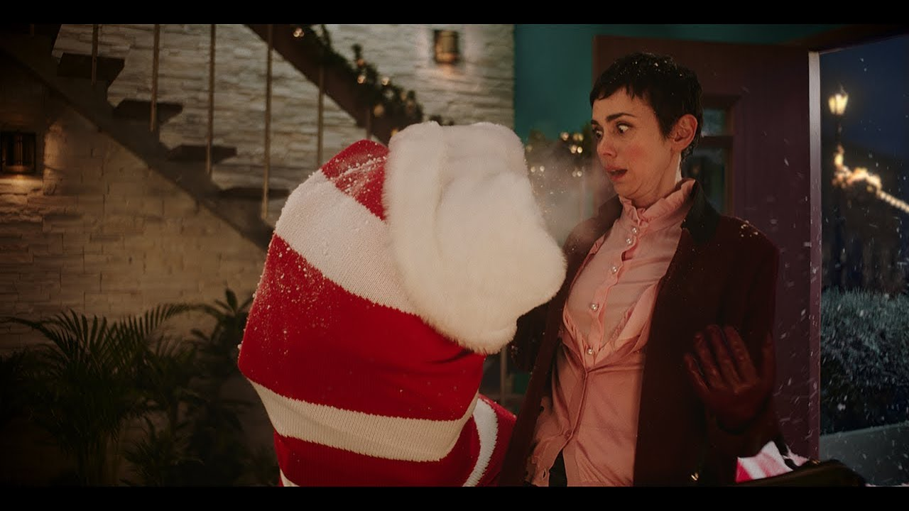 Campaign: TK Maxx – The never-ending Christmas stocking