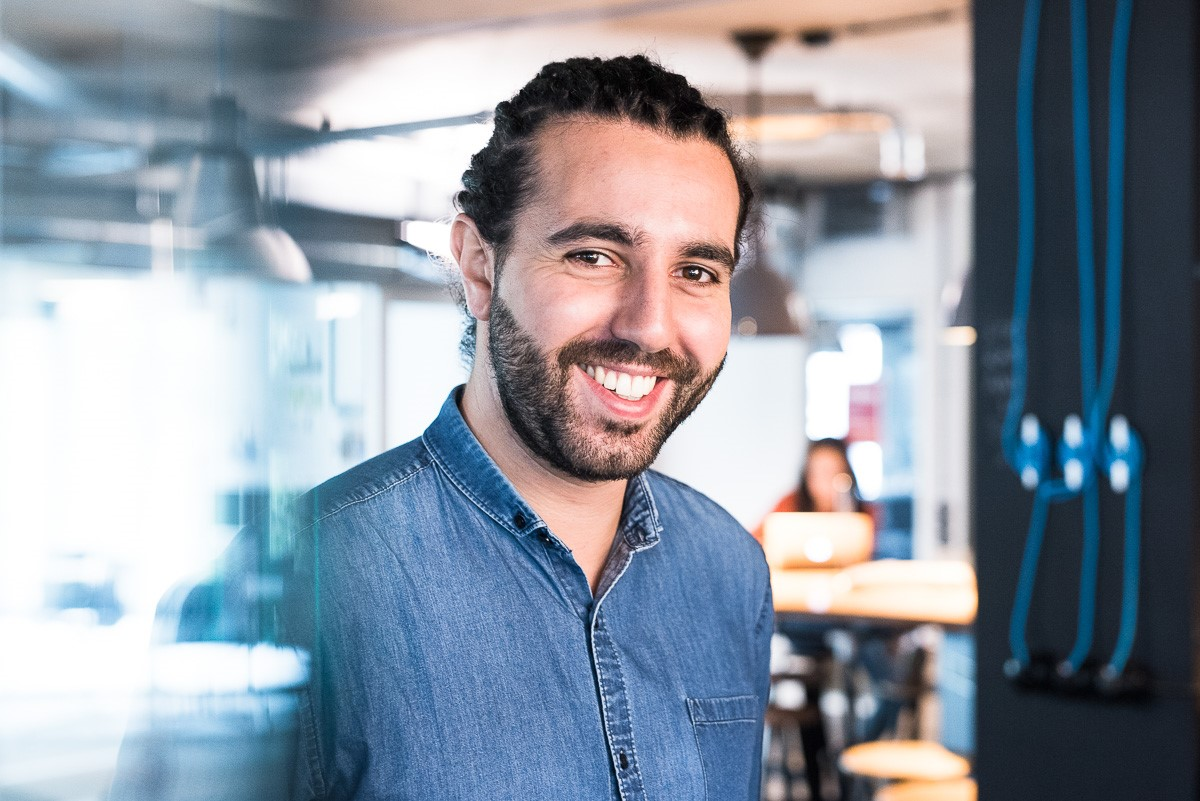 In conversation with Tarek Müller, Co-Founder and Co-CEO of ABOUT YOU