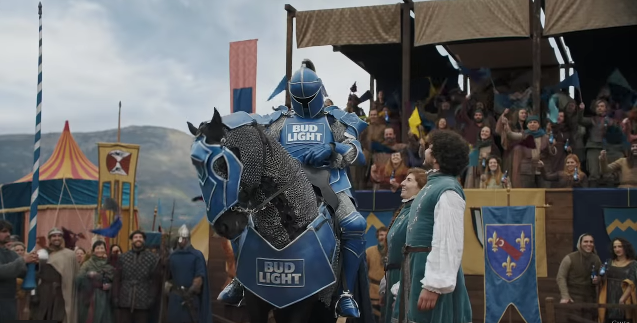 Kampagne: Bud light x GOT