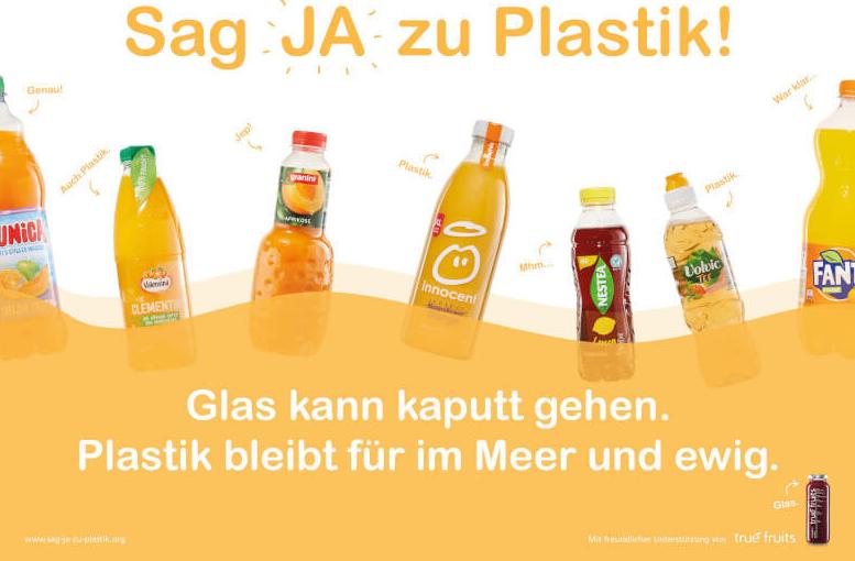 Environmental marketing, single-use plastic
