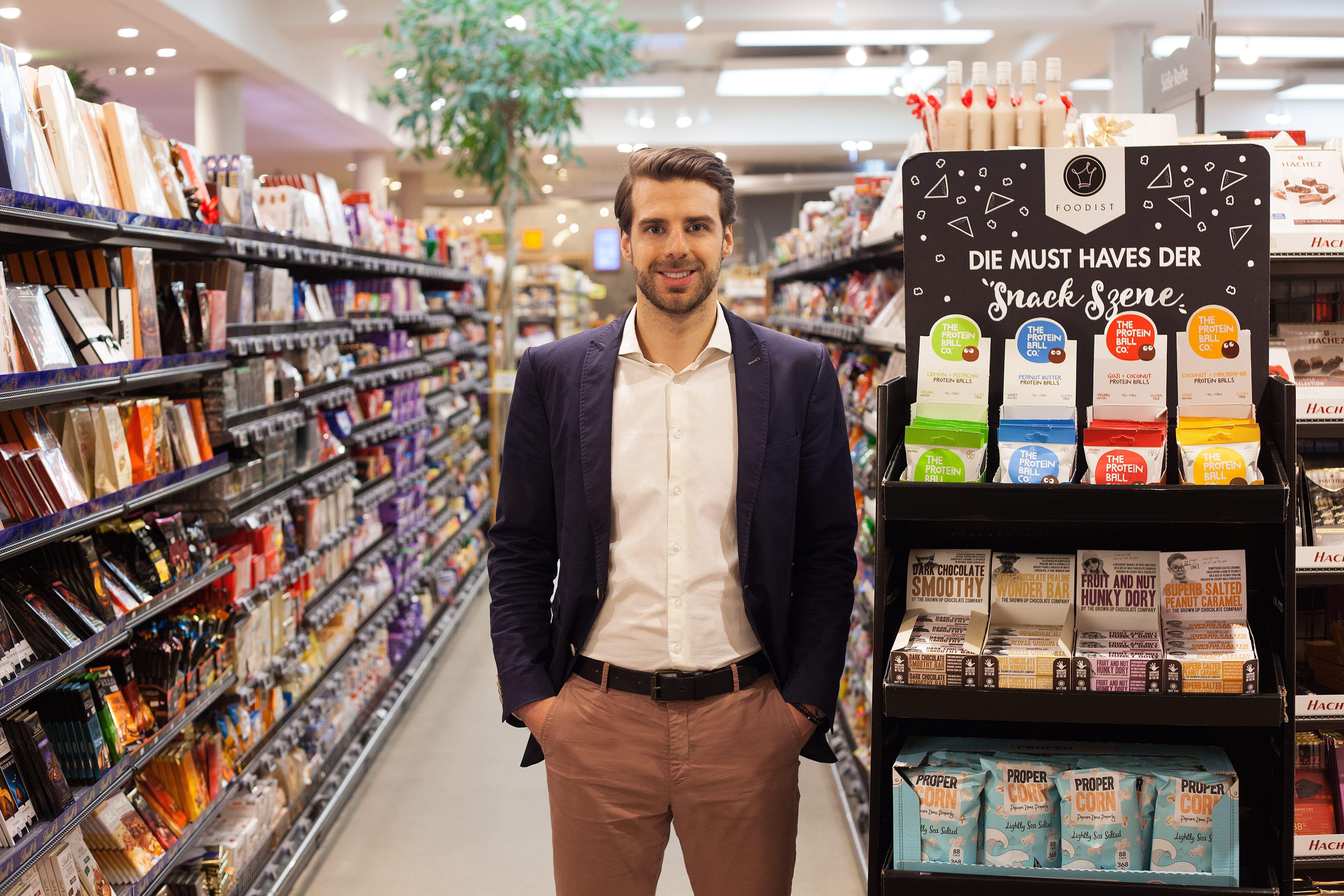 """""""Ich habe mein Unternehmen bereits zweimal verkauft"""" - Interview mit Alexander Djordjevic (CEO von Foodist)"""