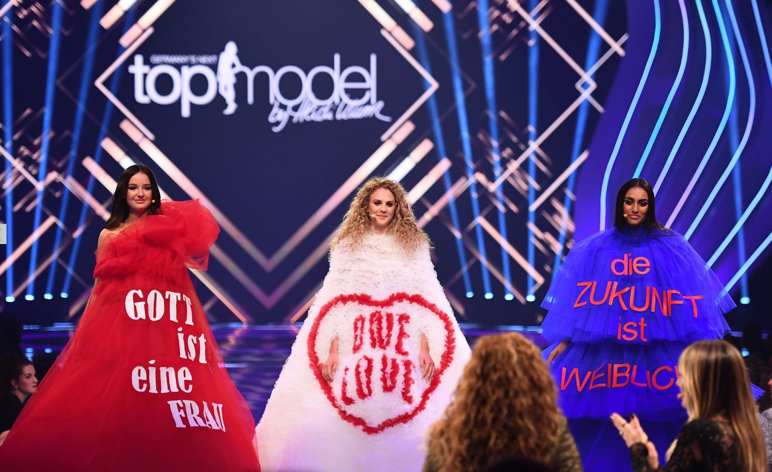 Germany's Next Top Model: Building fan loyalty
