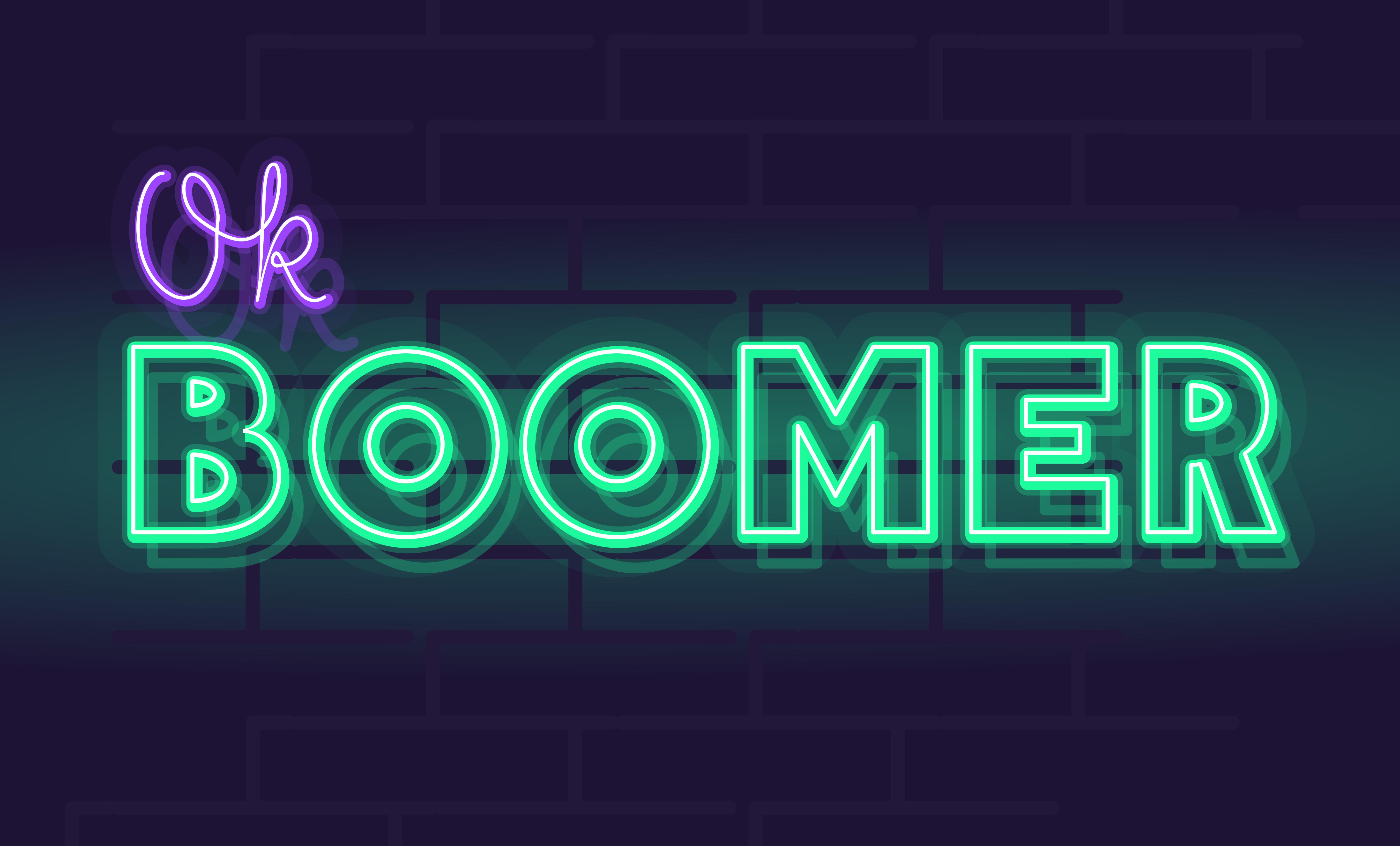 OK Boomer – How do brands reach Gen Z?