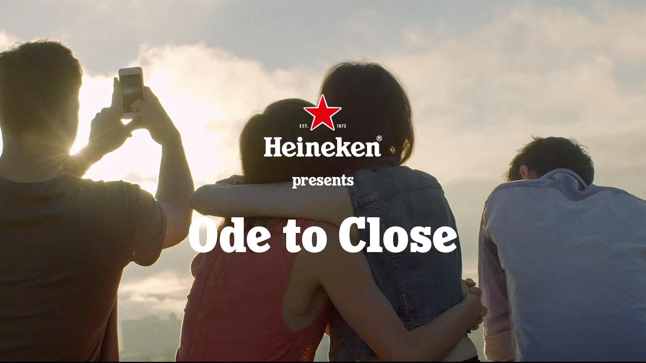Kampagne: Heineken - #SocialiseResponsibly