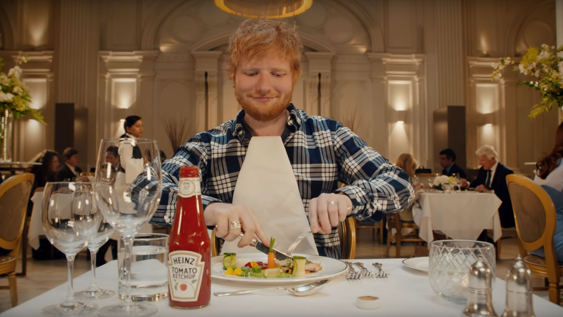 Campaign: Heinz Ketchup – Ed Chup