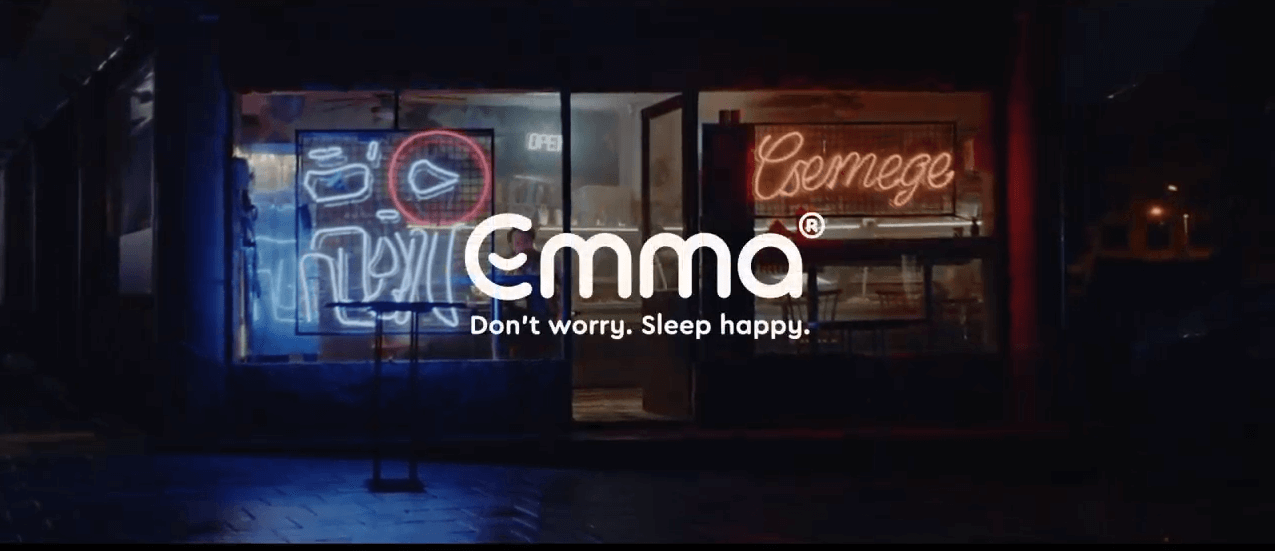 Emma mattresses: Frank, the sleep fairy - Don't worry, sleep happy