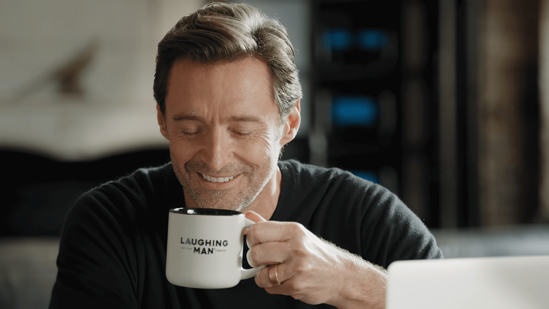 Campaign: Laughing Man Coffee - Nice Morning