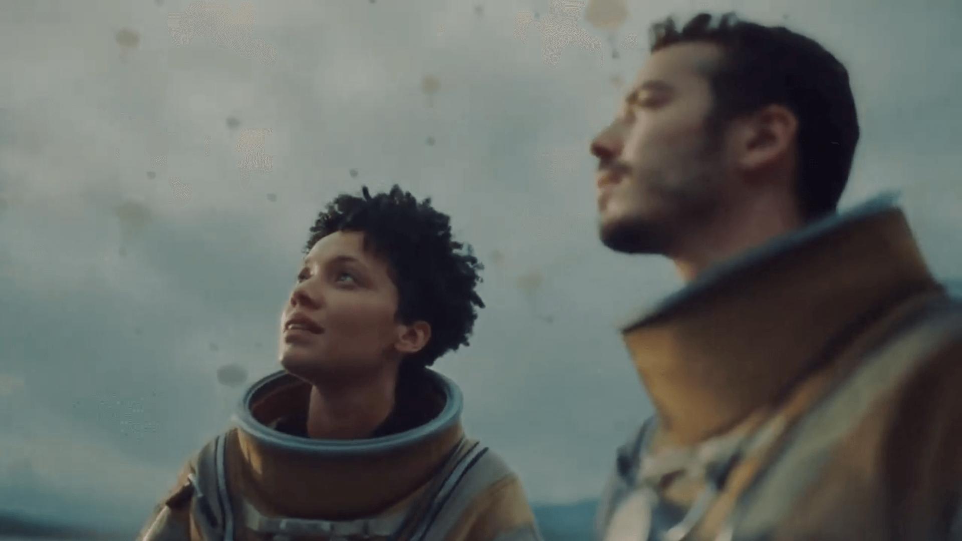 Campaign: Johnnie Walker - Astronaut