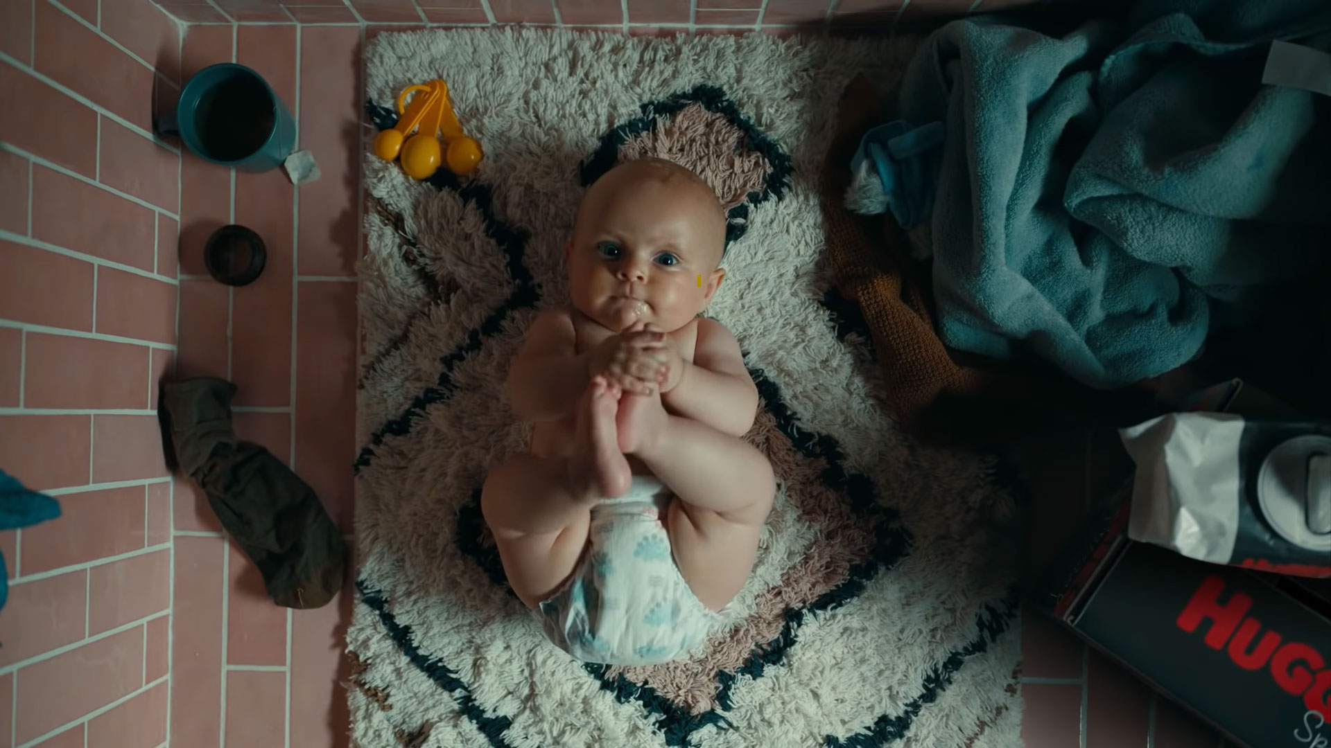 The Spot: Huggies - Welcome to the World, Baby
