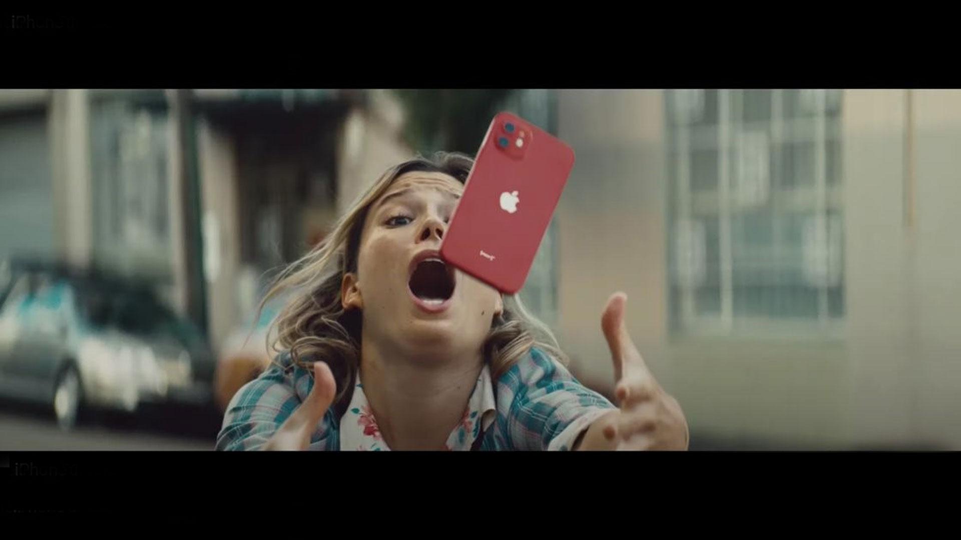 The Spot:Apple iPhone 12 - Fumble