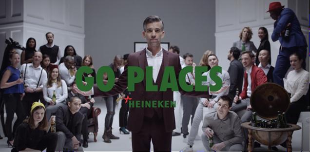 "Heineken ""Go Places"" (2016)"