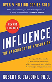 Influence - The Psyhology of Persuasion