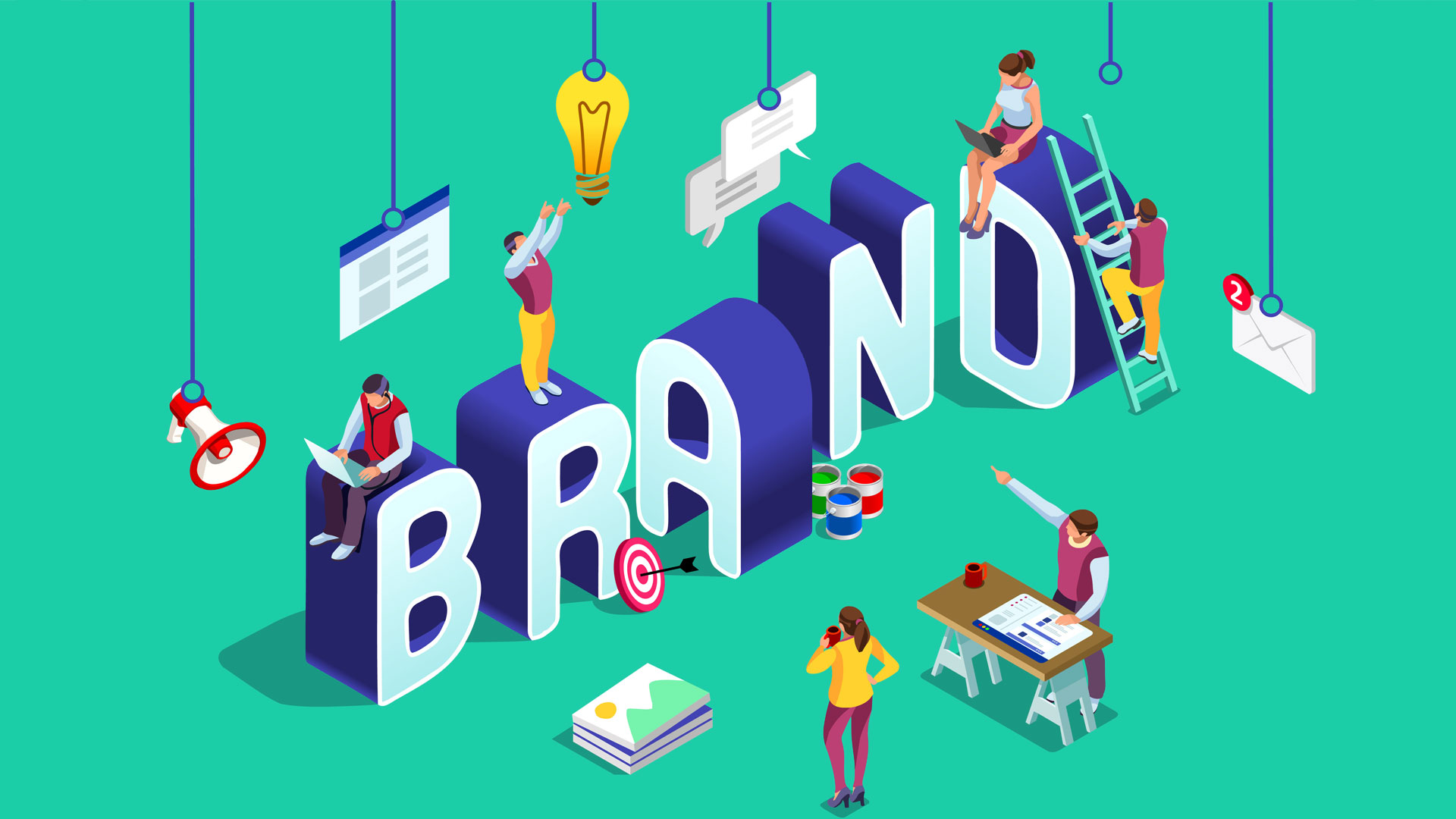 Why Brand Identity Is The Key To Success