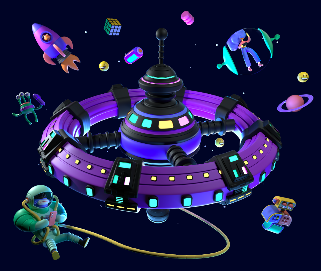 Polywork Space Station