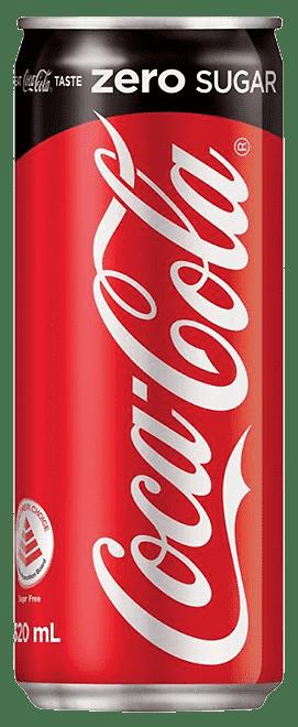 Top Five 30 Pack Coke Zero - Circus