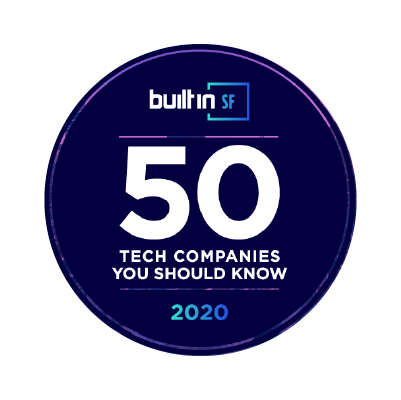 Built in SF: 50 Tech Companies You Should Know - 2020