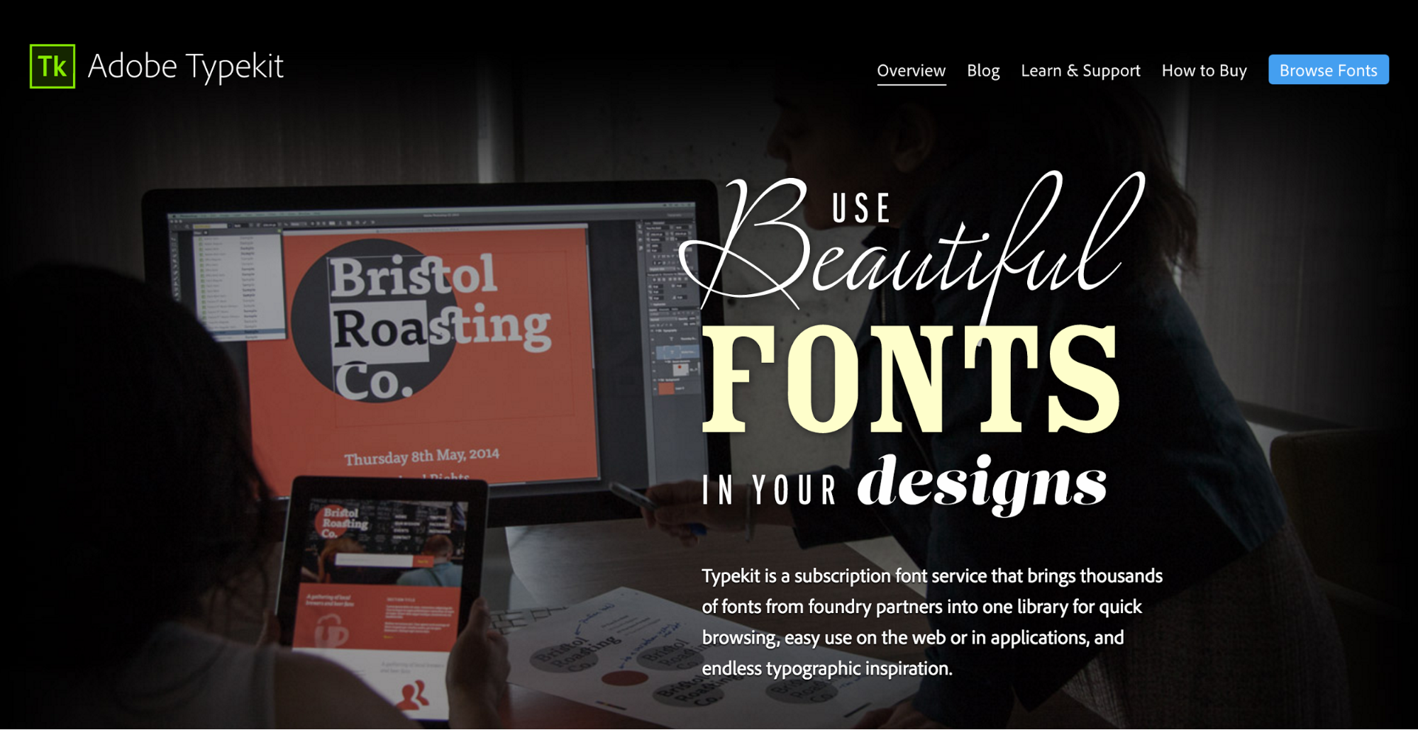 9 places to find free (and almost free) fonts | Webflow Blog