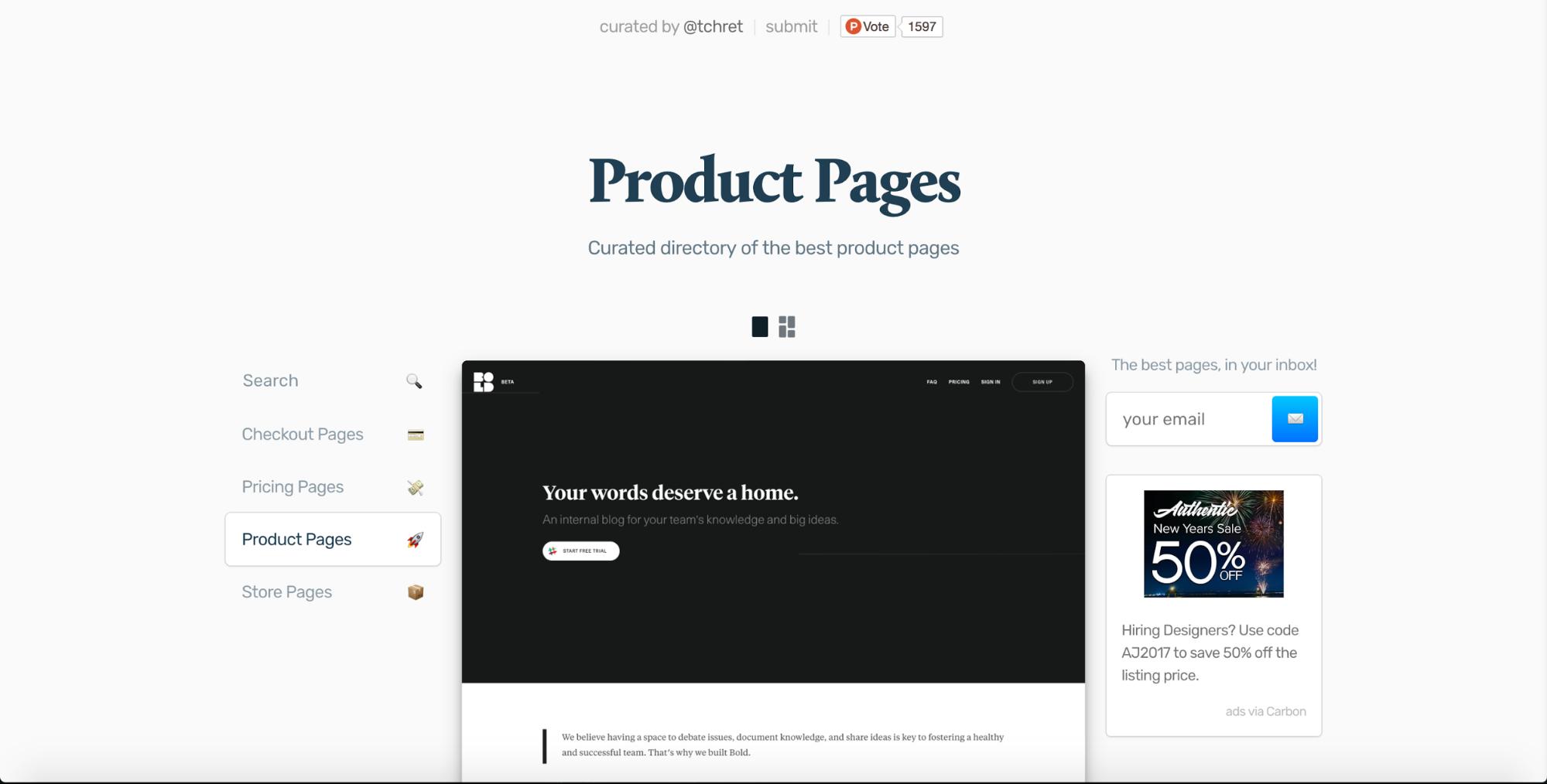 22 web design inspiration resources you\'ll love | Webflow Blog