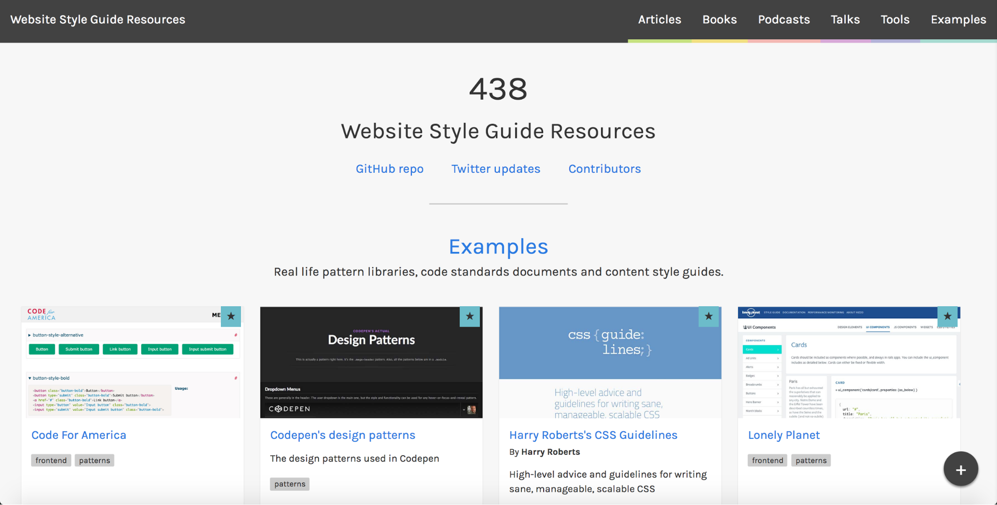 22 web design inspiration resources you'll love | Webflow Blog