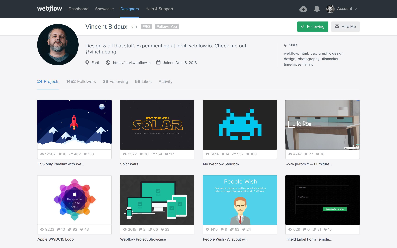 How to find freelance design work | Webflow Blog