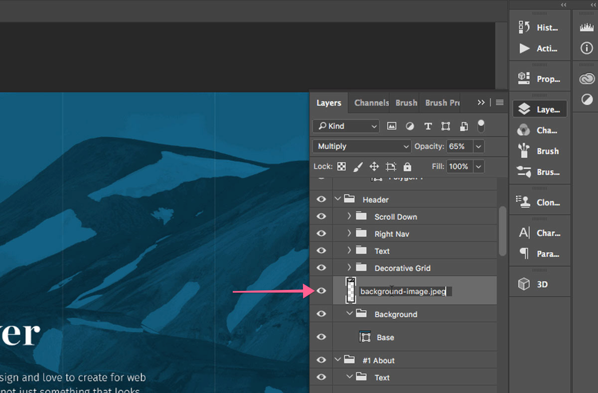 From Photoshop to Webflow: how to turn static mocks into