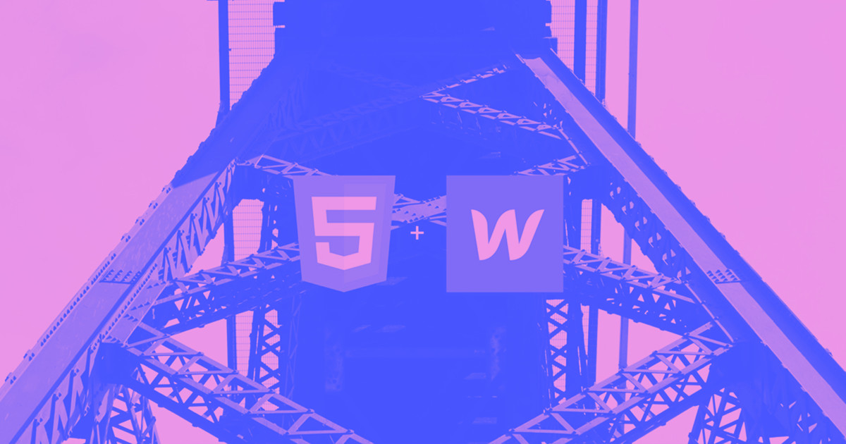 HTML5 semantic elements and Webflow: the essential guide
