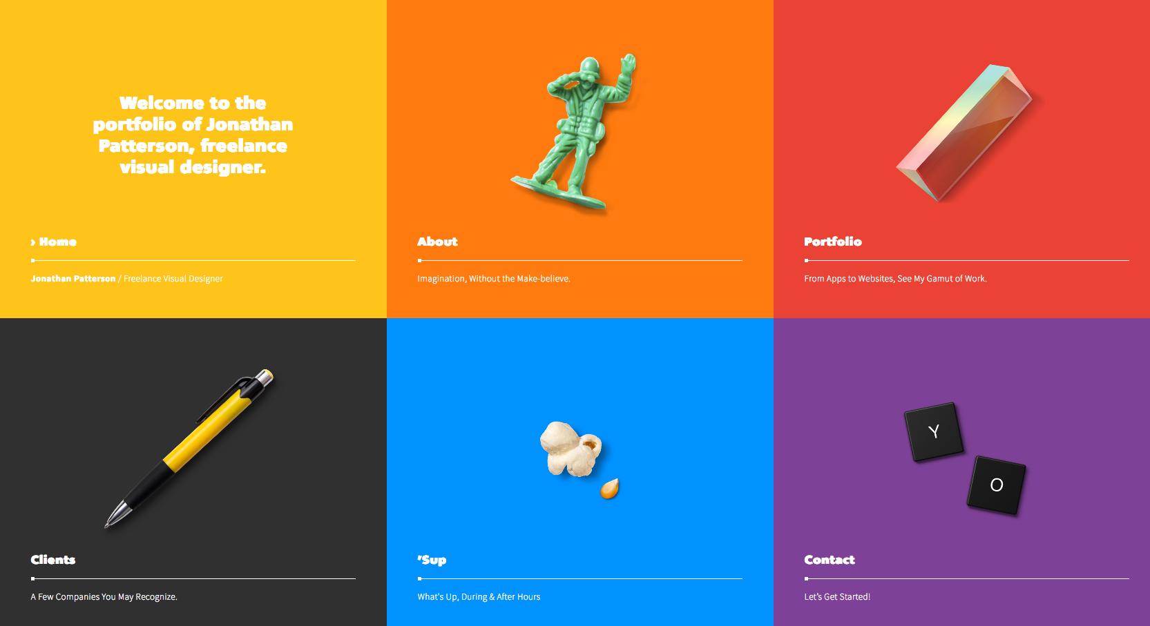 9 Freelancer Portfolios Designed To Stand Out Webflow Blog