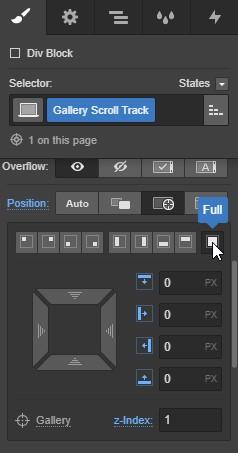 Creating horizontal scrolling   Webflow Blog
