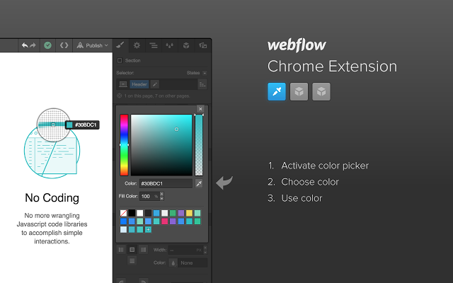 The 11 best color tools for designers | Webflow Blog