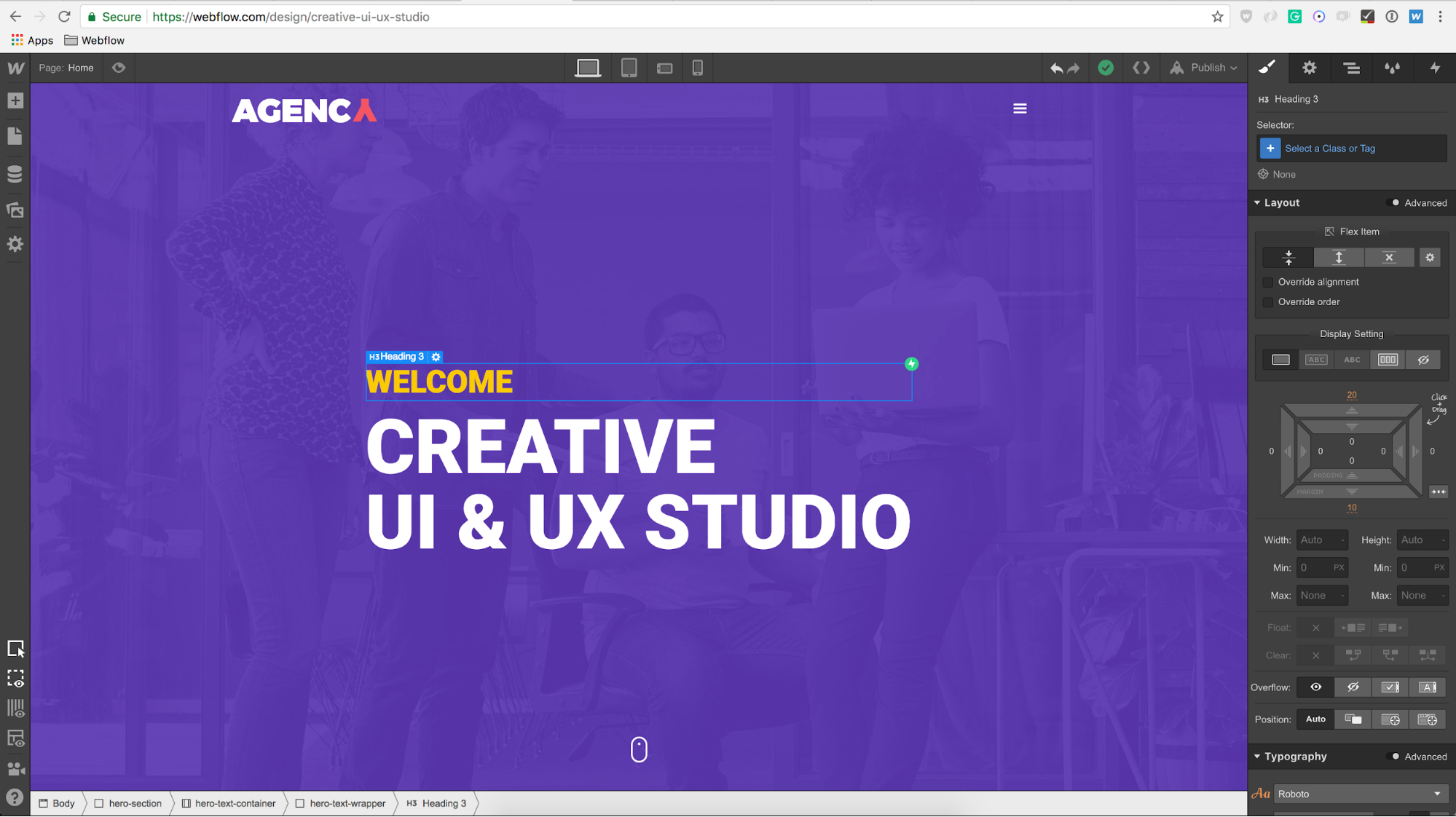 From Sketch to Webflow: how to turn mockups into live