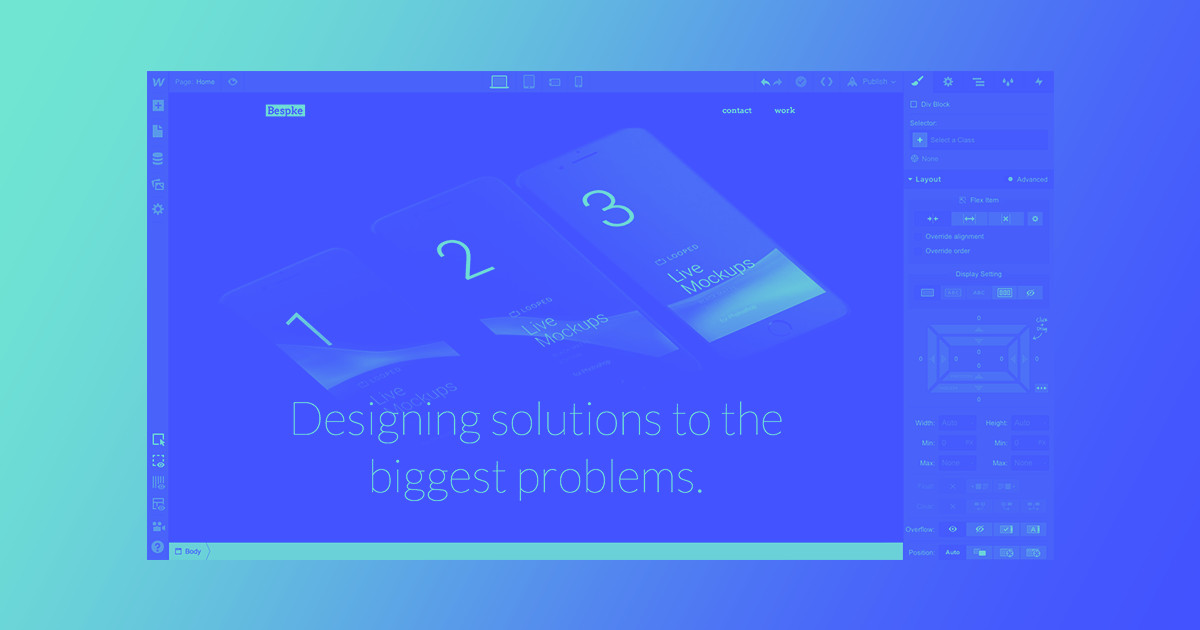 Design and build your agency website, part 2: Planning | Webflow Blog