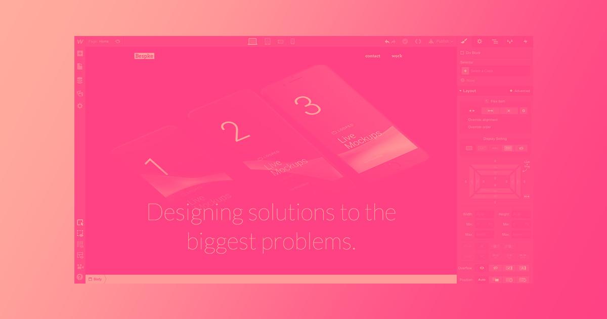 Design and build your agency website, part 4: API integration | Webflow Blog