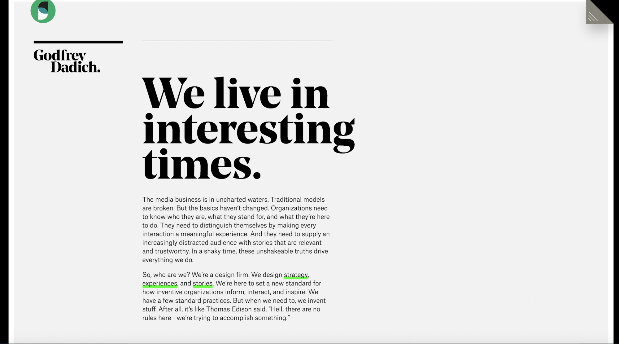 7 typography trends in web design | Webflow Blog