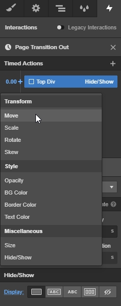 How to build page transitions in Webflow | Webflow Blog