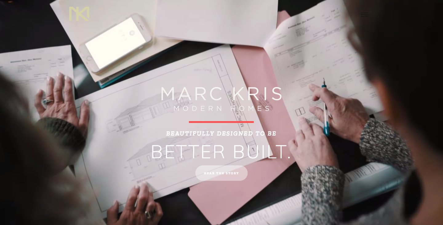 Marc Kris Modern Homes