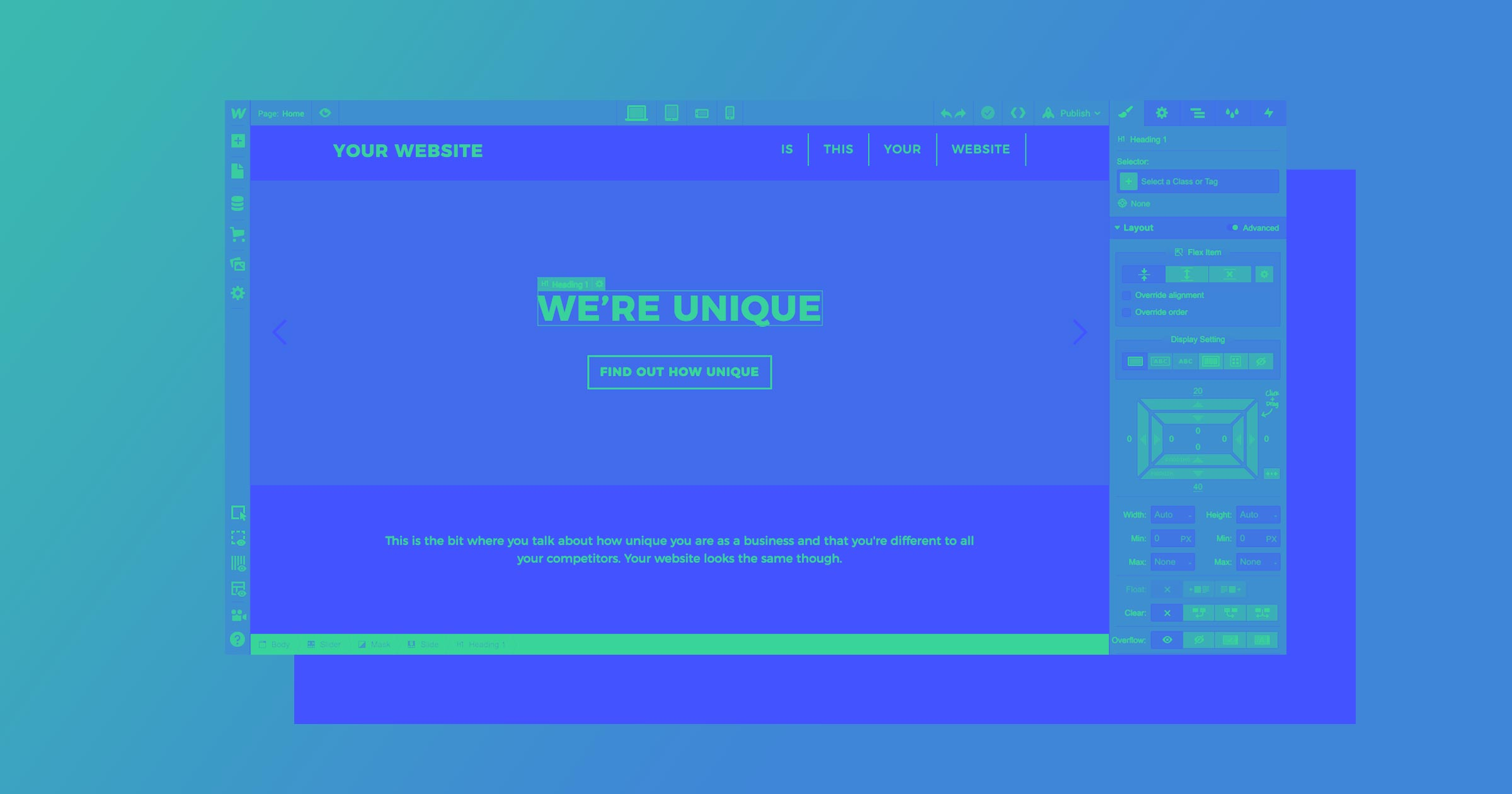 The absolute beginner's guide to Webflow | Webflow Blog