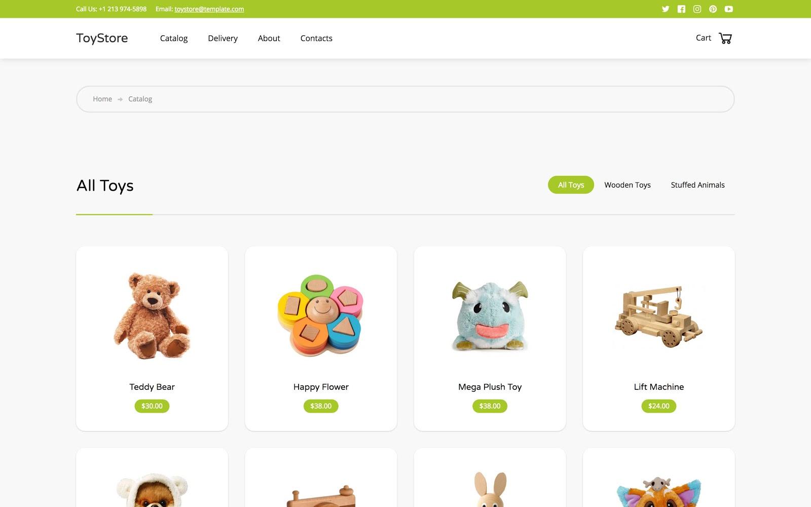 10 brand-new Webflow Ecommerce templates | Webflow Blog