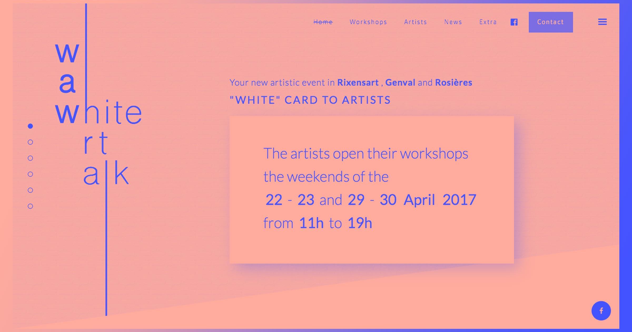 9 creative visual arts websites | Webflow Blog