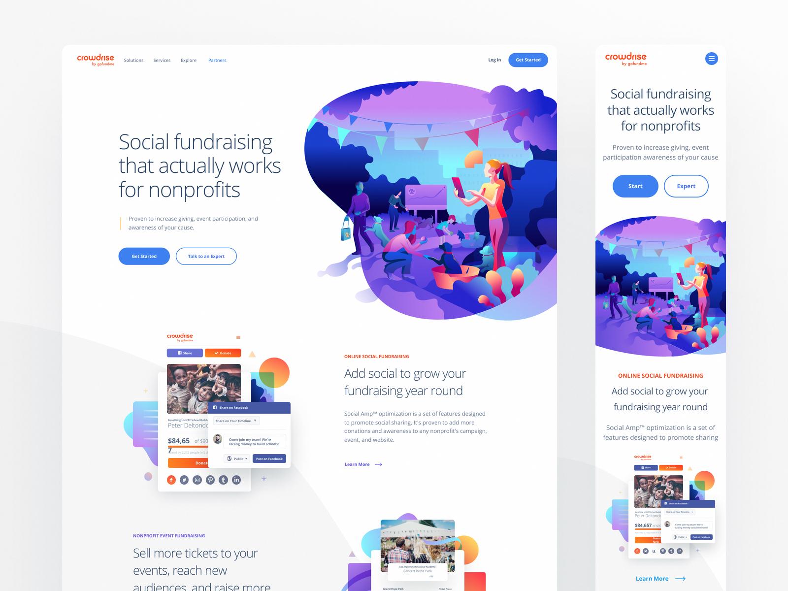 20 web design trends for 2019 | Webflow Blog