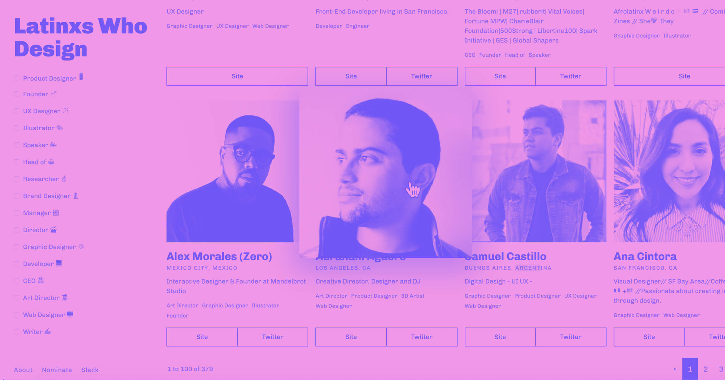 Getting started with image hover effects | Webflow Blog